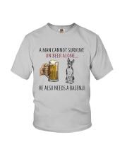 Basenji Youth T-Shirt thumbnail