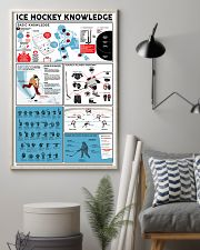 Ice Hockey Knowledge 11x17 Poster lifestyle-poster-1