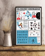 Ice Hockey Knowledge 11x17 Poster lifestyle-poster-3