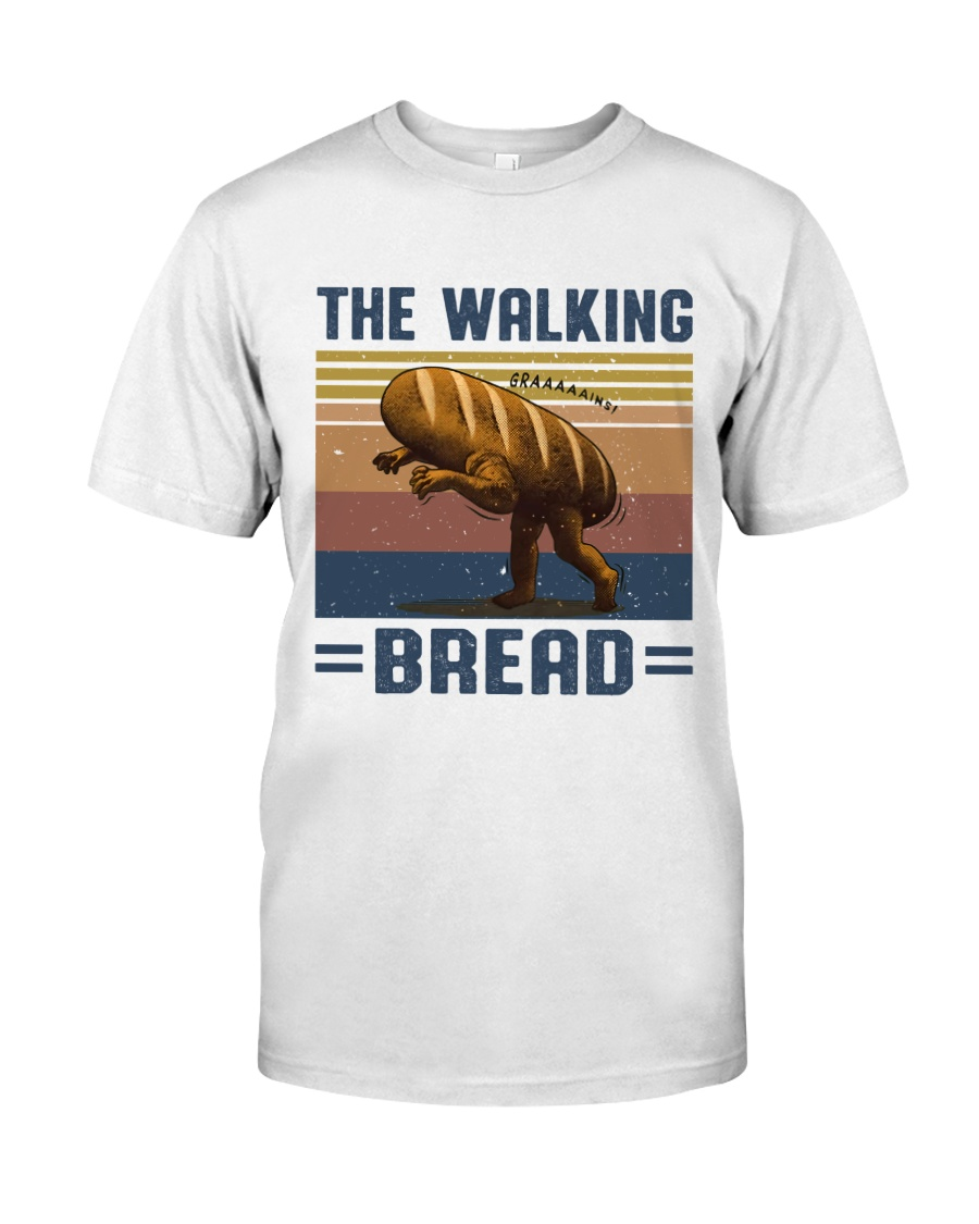 The Walking Bread Classic T-Shirt