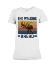 The Walking Bread Premium Fit Ladies Tee tile