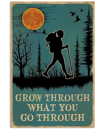 Grow Through What You Go