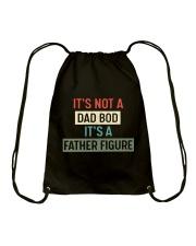 It's A Father Figure Drawstring Bag thumbnail