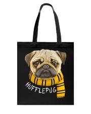 Huffle Pug Tote Bag thumbnail