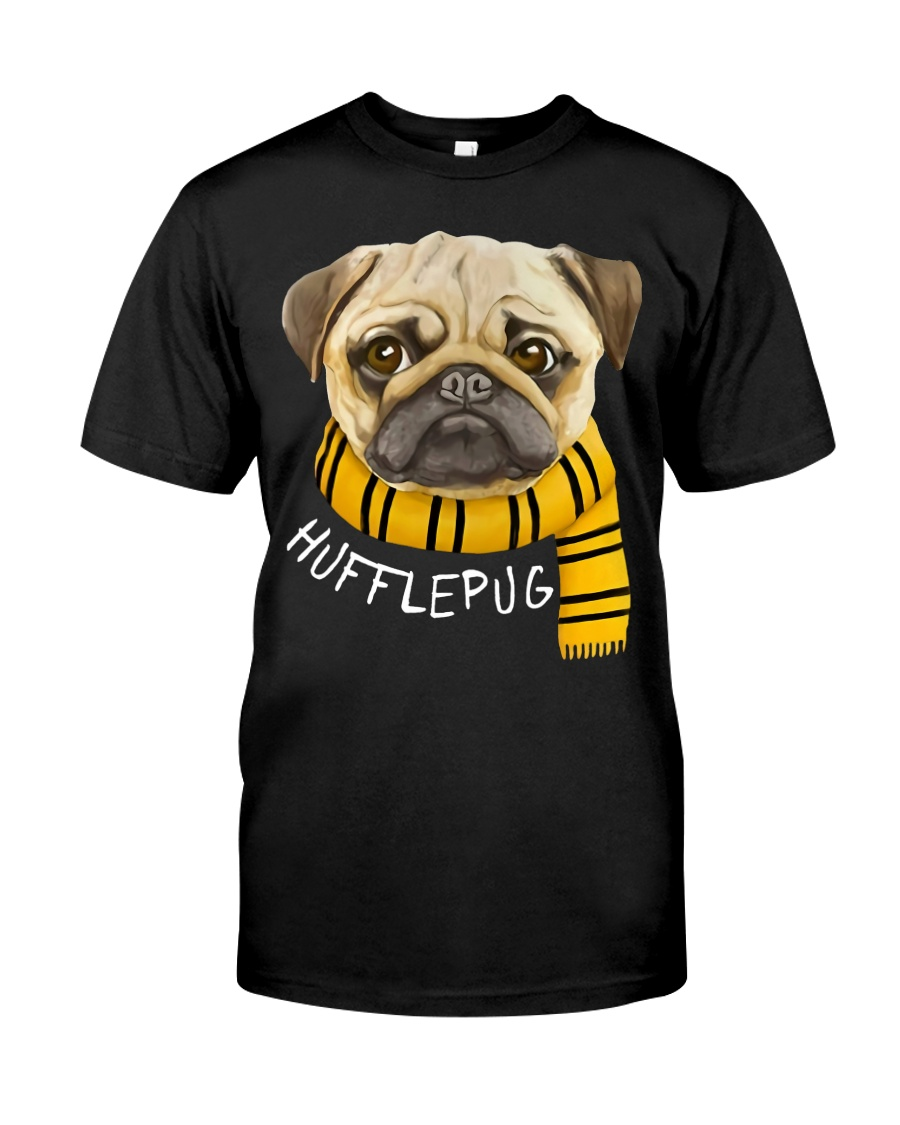 Huffle Pug Classic T-Shirt