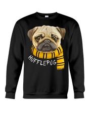 Huffle Pug Crewneck Sweatshirt thumbnail