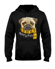 Huffle Pug Hooded Sweatshirt tile