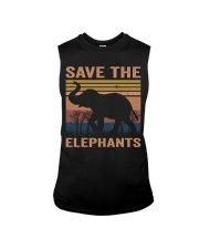 Save The Elephants Sleeveless Tee thumbnail