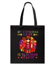 Teaching Beauty Tote Bag thumbnail