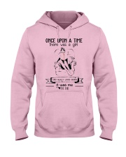 Who Really Loves Books Hooded Sweatshirt thumbnail