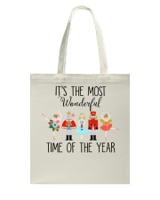 Time Of The Year Tote Bag thumbnail