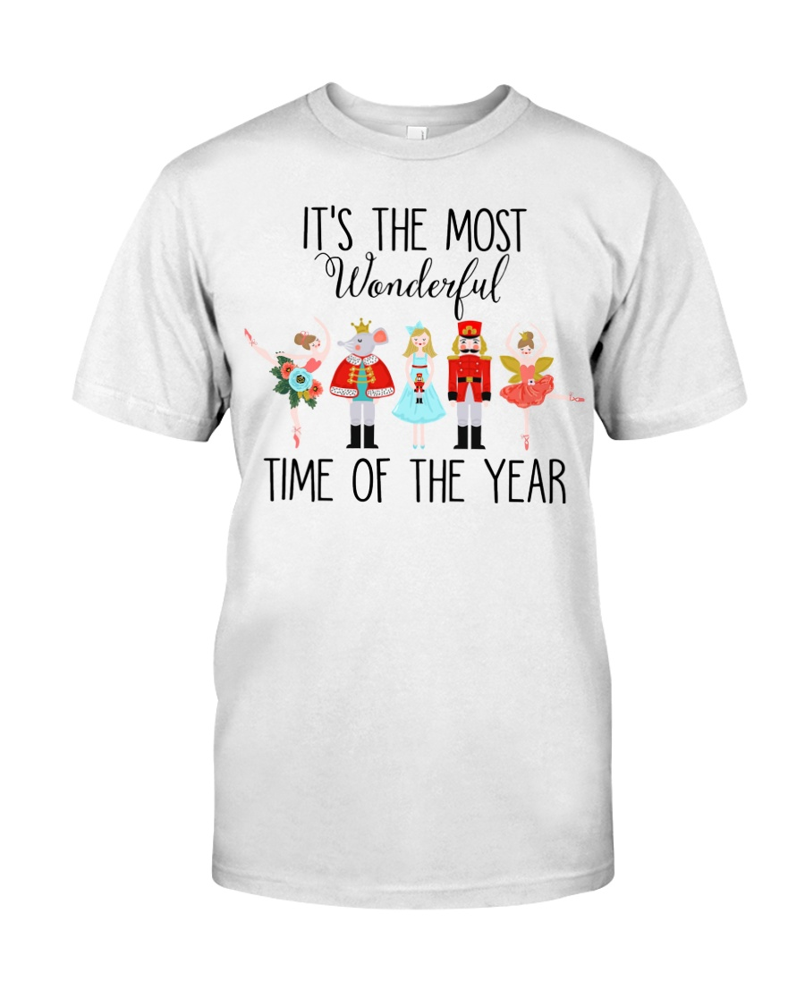 Time Of The Year Classic T-Shirt