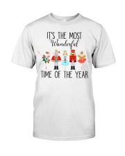 Time Of The Year Classic T-Shirt front