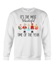 Time Of The Year Crewneck Sweatshirt thumbnail
