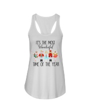 Time Of The Year Ladies Flowy Tank thumbnail