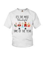 Time Of The Year Youth T-Shirt thumbnail