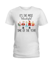 Time Of The Year Ladies T-Shirt thumbnail