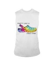Party Like A Croc Star Sleeveless Tee thumbnail