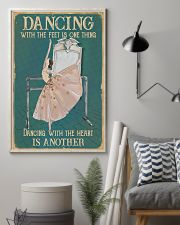 Dancing With The Heart 11x17 Poster lifestyle-poster-1