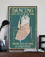 Dancing With The Heart 11x17 Poster lifestyle-poster-2
