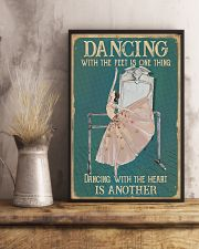 Dancing With The Heart 11x17 Poster lifestyle-poster-3
