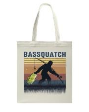 Bassquatch Tote Bag thumbnail