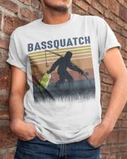 Bassquatch Classic T-Shirt apparel-classic-tshirt-lifestyle-26