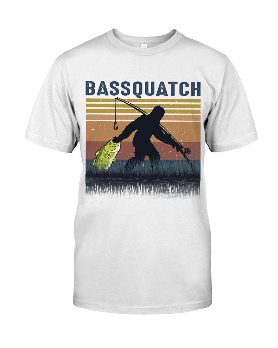 Bassquatch Classic T-Shirt