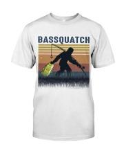 Bassquatch Classic T-Shirt front