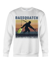 Bassquatch Crewneck Sweatshirt thumbnail