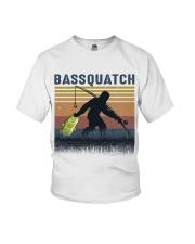 Bassquatch Youth T-Shirt thumbnail