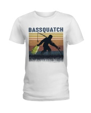 Bassquatch Ladies T-Shirt thumbnail