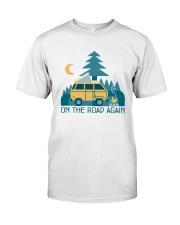 On The Road Again Classic T-Shirt thumbnail