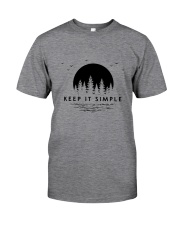 Keep It Simple 4 Classic T-Shirt thumbnail