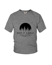 Keep It Simple 4 Youth T-Shirt thumbnail