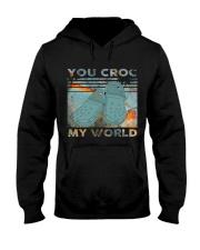 You Croc My World Hooded Sweatshirt thumbnail