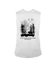 Into The Forest Camping Sleeveless Tee thumbnail