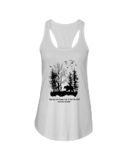 Into The Forest Camping Ladies Flowy Tank thumbnail