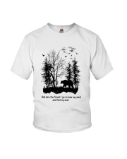 Into The Forest Camping Youth T-Shirt thumbnail