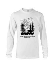 Into The Forest Camping Long Sleeve Tee thumbnail