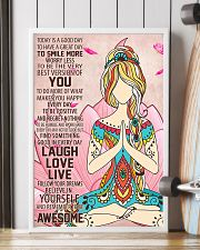 Laugh Love Live 16x24 Poster lifestyle-poster-4