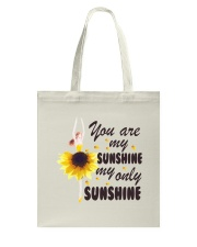 You Are My Sunshine Tote Bag tile
