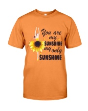 You Are My Sunshine Premium Fit Mens Tee tile