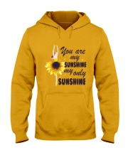 You Are My Sunshine Hooded Sweatshirt tile