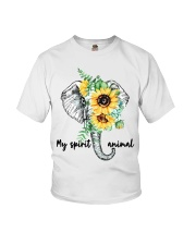 My Spirit Animal Youth T-Shirt thumbnail