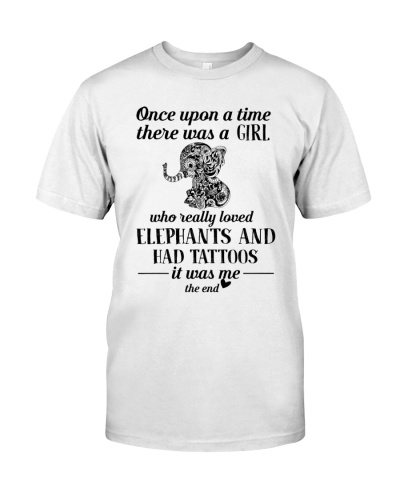 Elephants And Had Tattoos
