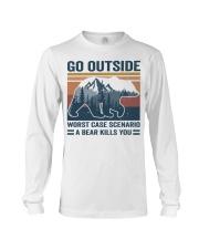 Go Outside Long Sleeve Tee thumbnail