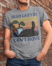 So Lazy Can't Move Classic T-Shirt apparel-classic-tshirt-lifestyle-26