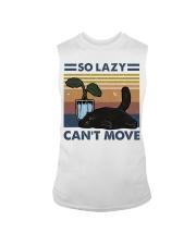So Lazy Can't Move Sleeveless Tee thumbnail