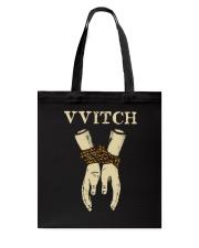 Witch Black Magic Tote Bag thumbnail